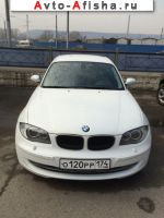 2008 BMW 1 Series   автобазар