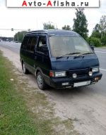 1985 Nissan Vanette пассажирский  автобазар