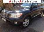 2012 Toyota Land Cruiser   автобазар