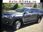 2016 Toyota Hilux   автобазар