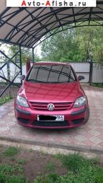 2008 Volkswagen Golf Plus   автобазар