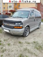 2004 Chevrolet Express   автобазар