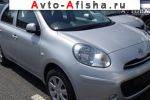 2011 Nissan March  автобазар