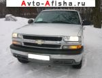 2003 Chevrolet Tahoe GMT800 4.8 AT (285 л.с.)  автобазар