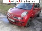 2008 Nissan Micra 1.2 AT (80 л.с.)  автобазар