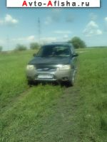 2001 Ford Escape 2.0 MT (129 л.с.) 4WD  автобазар