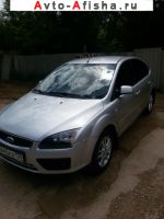 2006 Ford Focus 1.8 MT (125 л.с.)  автобазар